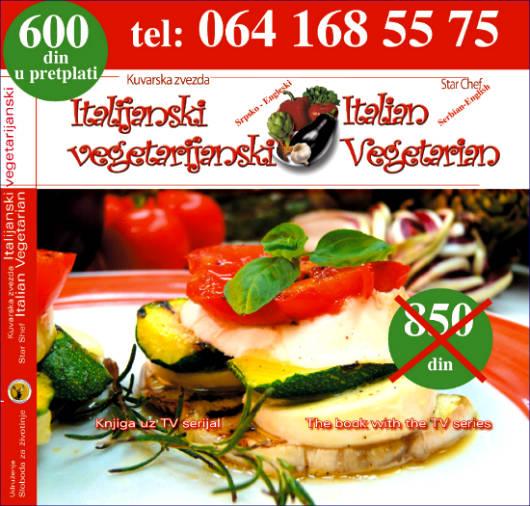 Italijanski vegetarijanski kuvar