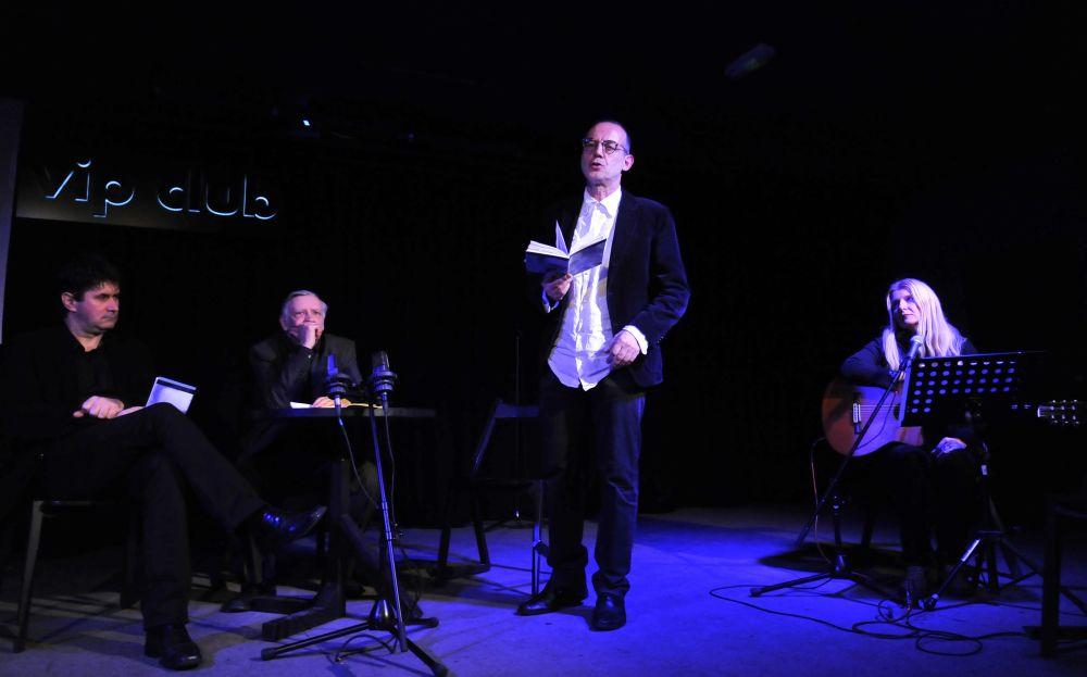 Zagreb 17.01.2013 - 4. festival Zagreb, grad poezije