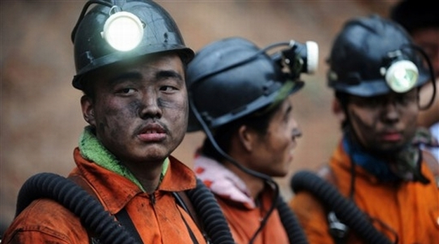 CHINA-MINING-ACCIDENT-INDUSTRY