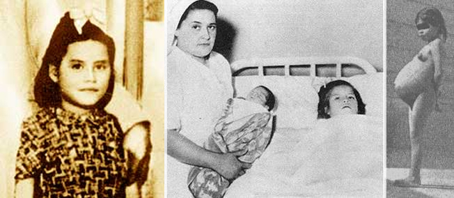 majka rodila najmlađa
