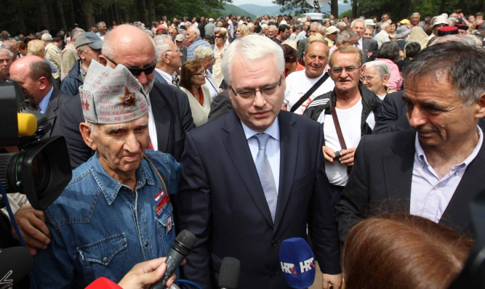 jadovno josipović pupovac šaranova jama antifašisti zločin ustaše partizani