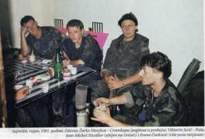 hos hrvatske obrambene snage vukovar