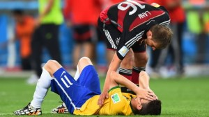 njemačka brazil polufinale 7 1 neymar scolari luiz svjetsko prvenstvo