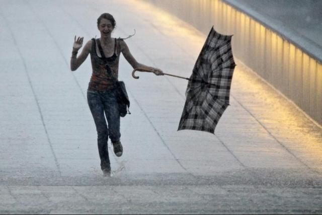 nevrijeme kiša