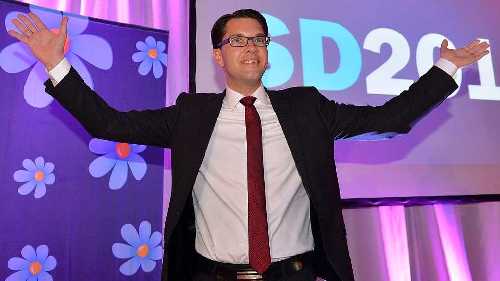švedski demokrati nacionalisti izbori švedska 2014