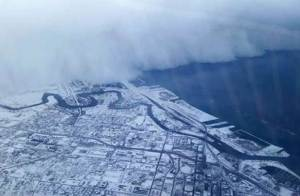 snježna oluja sad amerika