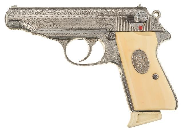 ante pavelić poglavnik pištolj