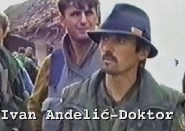 Ivan Anđelić - Doktor