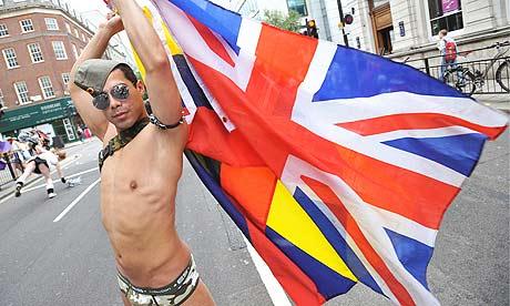 Londonski gay pride