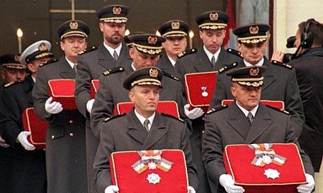 Umirovljeni generali