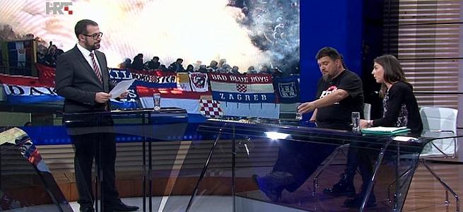 hns hrvatski nogometni savez navijači neredi italija