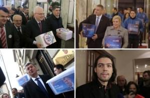 predsjednički izbori kandidati kolinda josipović kujundžić sinčić