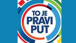 ivo josipović josipovićev logo to je pravi put