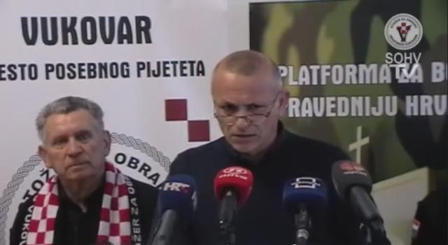 Stožer za obranu hrvatskog Vukovara tomislav josić srbija tužba