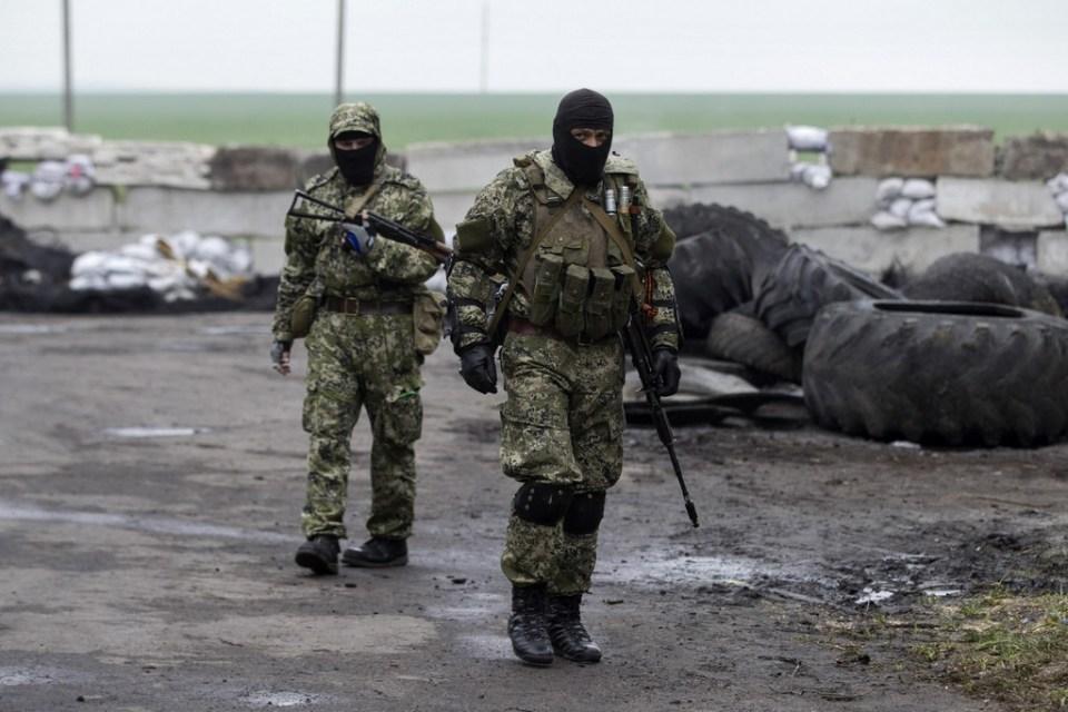 ukrajina primirje
