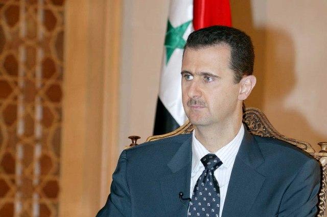 bashar al-assad sirija islamska država isil