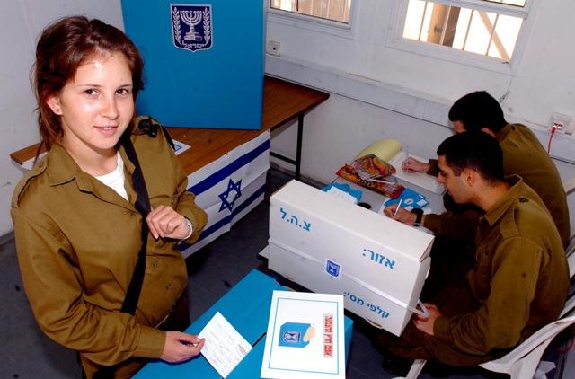 izbori izrael
