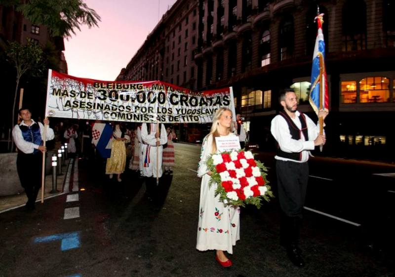 hrvati u argentini buenos aires hrvatska mladež