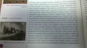 hrvatski učenici u srbiji velikosrpska propaganda udžbenici