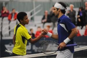 teniska senzacija Félix Auger-Aliassime mladi tenisač