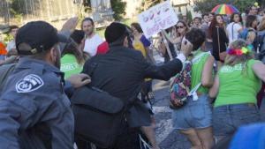 gay parada jeruzalem židov