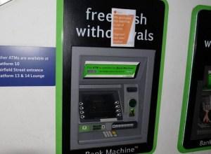 bankomat prijevara