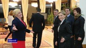 milanović kolinda predsjednica