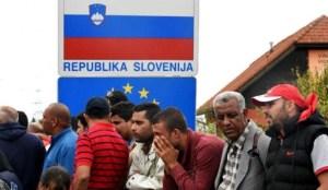 granica slovenija ograda
