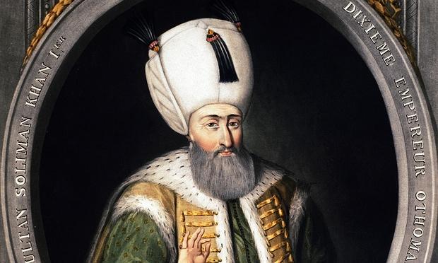 sulejman veličanstveni grob
