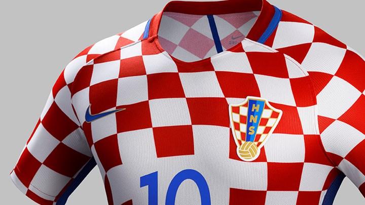 hrvatski dres nogometne reprezentacije