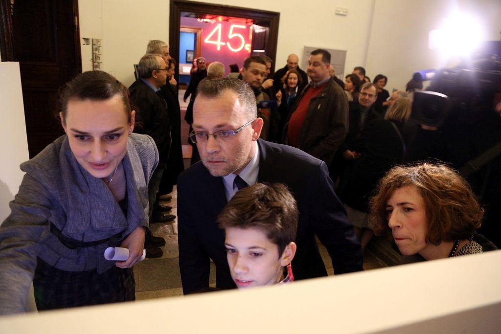 zlatko hasanbegović hrvatski povijesni muzej izložba '45