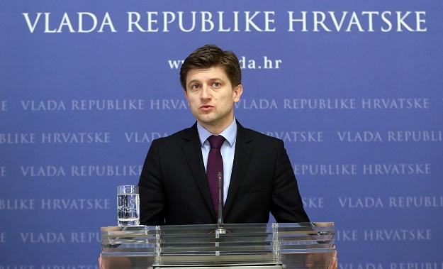 ministar financija zdravko marić smanjenje plaća javna uprava