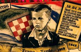 frane tente 10. travnja 1947 split