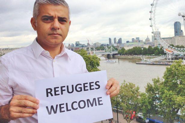 london pad londona gradonačelnik sadiq khan