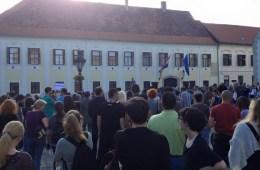radnička fronta prosvjed hasanbegović