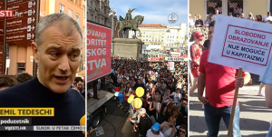 radnička fronta emil tedeshi prosvjed kurikularna reforma sdp