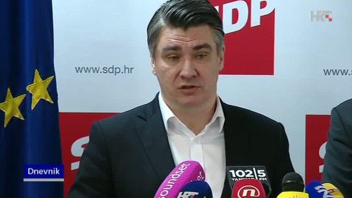 sdp milanović