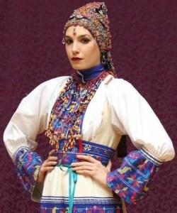 cindy-Šoštarić-narodna-nošnja