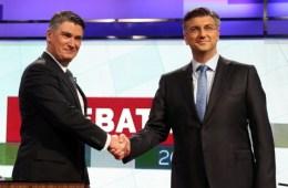 milanović plenković debata hrt video