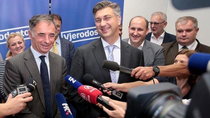 plenković pupovac