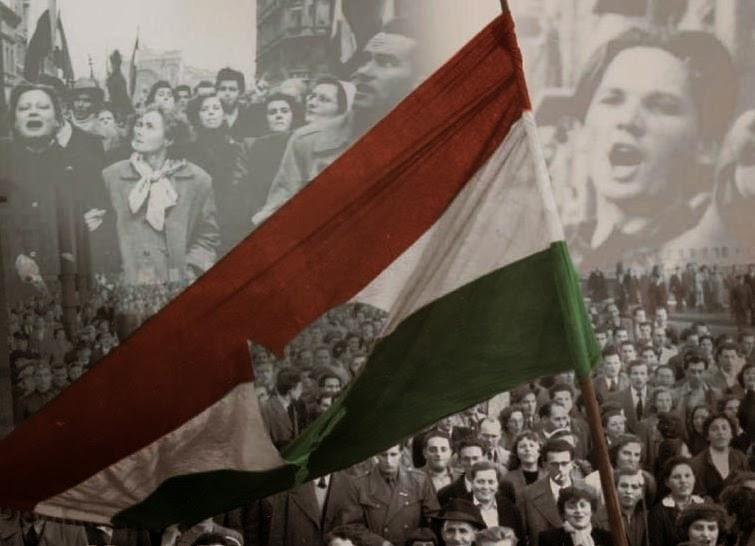 rusi mađarska revolucija 1956