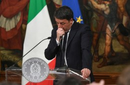 italija, meteo renzi, talijani, referendum