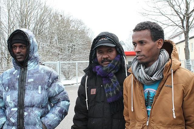 imigranti, njemačka, somalija