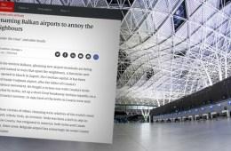 the economist, zračna luka, franjo tuđman, srbi, hrvati