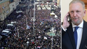 prosvjed, policija, božinović, istanbulska konvencija