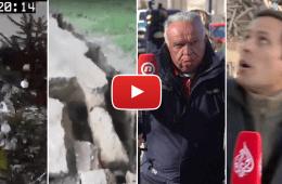potres petrinja snimka