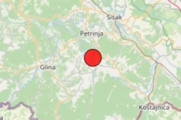 potres petrinja