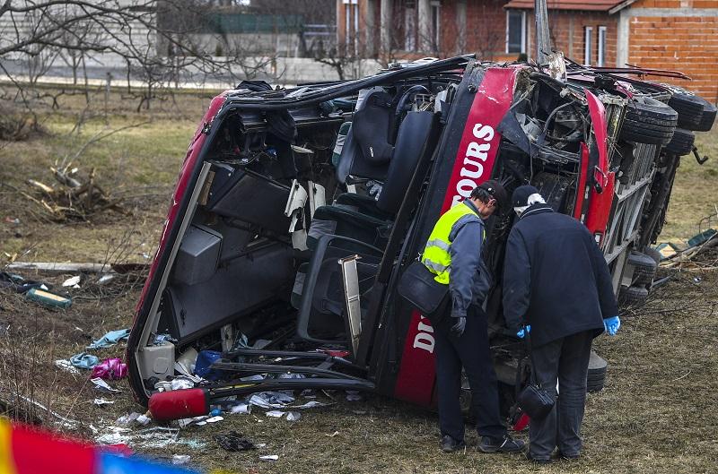 """Возачот и сопственикот на """"Дурмо турс""""се пуштени од притвор"""
