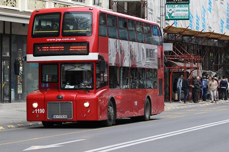 Во петок автобусите ќе возат по неделен возен ред