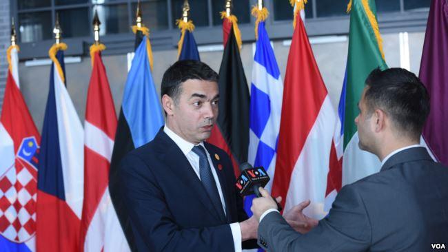 Димитров: Прашањето за статусот на СЈО мора да се затвори за да добиеме датум во октомври